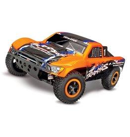 Traxxas Traxxas Slash 4x4 VXL TQi TSM excl. accu/lader, Orange TRX68086-4O