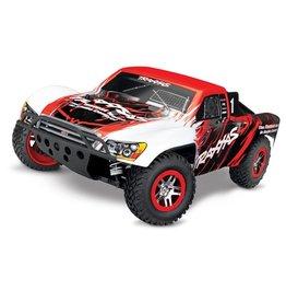 Traxxas Traxxas Slash 4x4 VXL TQi TSM (no battery/charger), Red, TRX68086-4R
