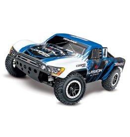 Traxxas Traxxas Slash 4x4 VXL TQi TSM (no battery/charger), Vision, TRX68086-4V