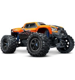 Traxxas Traxxas X-Maxx 4WD 8S brushless monstertruck Orange excl. accu/lader TRX77086-4O
