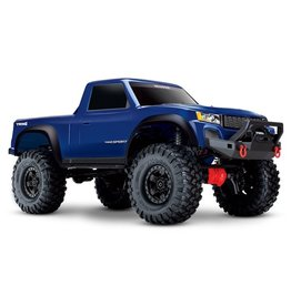 Traxxas Traxxas TRX-4 Sport Crawler TQ XL-5 excl. accu/lader, Blue TRX82024-4B