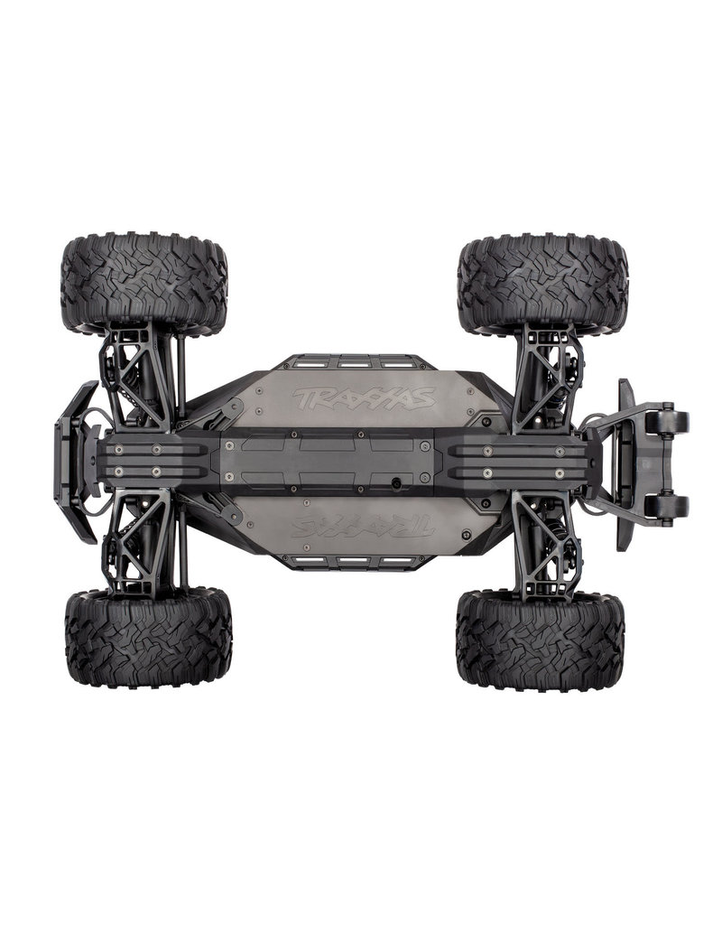 Traxxas Traxxas Maxx 1/10 Scale 4WD Brushless Electric Monster, VXL-4S, TQi - ORANGE