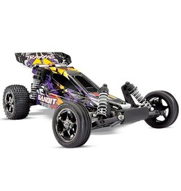 Traxxas Traxxas Bandit VXL TQi TSM (no battery/charger), Purple