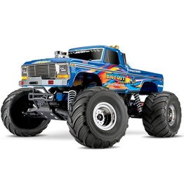Traxxas Traxxas Big Foot No. 1 The Original Monster Truck , XL-5 TQ (incl bat/chg) BLUEX