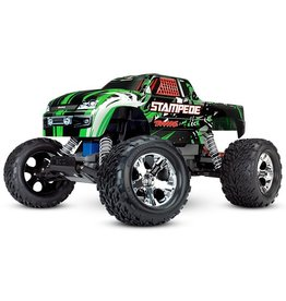 Traxxas Traxxas Stampede XL-5 TQ (no battery/charger), Green
