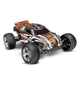 Traxxas Traxxas Rustler XL-5 TQ (no battery/charger), Orange