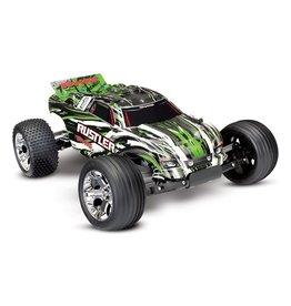 Traxxas Traxxas Rustler XL-5 TQ (no battery/charger), Green