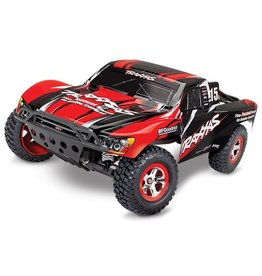 Traxxas Traxxas Slash 2WD XL-5 TQ (incl battery/charger), Red