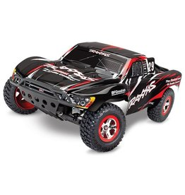 Traxxas Traxxas Slash 2WD XL-5 TQ (incl battery/charger), Black