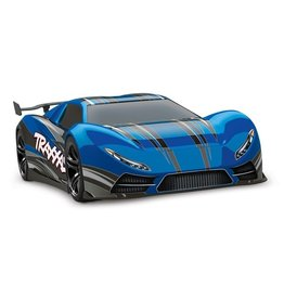 Traxxas Traxxas XO-1 Supercar 4WD TQi TSM (no battery/charger), BLUE TRX64077-3BLUE