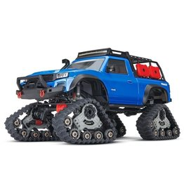 Traxxas Traxxas TRX-4 Sport equipped with TRAXX TQ XL-5 (No battery/charger), Blue