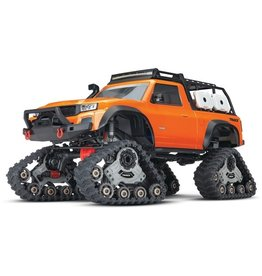 Traxxas Traxxas TRX-4 Sport equipped with TRAXX TQ XL-5 (No battery/charger), Orange