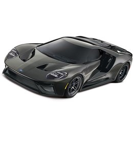 Traxxas TRAXXAS Ford GT / 4Tec 2.0 No battery no charger, BLACK TRX83056-4BLK
