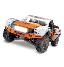 Traxxas Traxxas Unlimited Desert Racer 4WD incl LED, TQi VXL-6S (no bat/chrg), Fox
