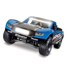 Traxxas Traxxas Unlimited Desert Racer 4WD incl LED, TQi VXL-6S (no bat/chrg), TRX Blue