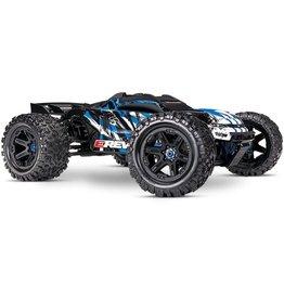 Traxxas Traxxas E-Revo 2 TQi VXL-6S (no battery/charger), Blue