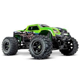 Traxxas Traxxas X-Maxx 4WD VXL-8S Monstertruck TQi TSM (no battery/charger), Green V2