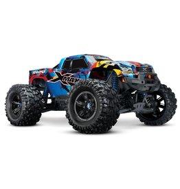Traxxas Traxxas X-Maxx 4WD VXL-8S Monstertruck TQi TSM (no battery/charger), Rock&Roll