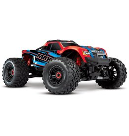 Traxxas Traxxas Maxx 1/10 Scale 4WD Brushless Electric Monster Truck, VXL-4S, TQi - REDX
