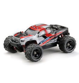 Absima Scale 1:18 4WD High Speed Monster Truck, 2,4GHz Red