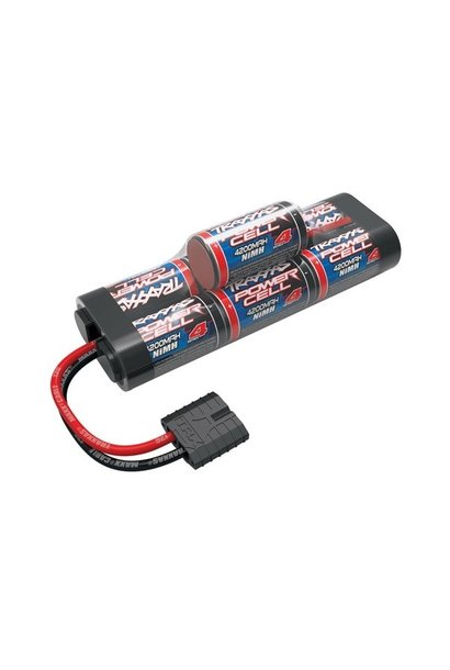 Battery, Series 4 Power Cell (NiMH, 7-C hump, 8.4V) ID, TRX2951X