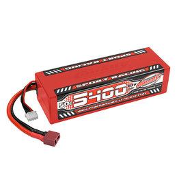 Team Corally Team Corally - Sport Racing 50C LiPo Battery - 5400mAh - 11.1V - Stick 3S - Hard Wire - T-Plug