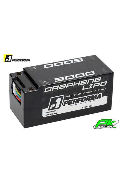 Performa Racing P1 - PA9300 - Graphene Lipo Shorty 5000  14.8V 120C
