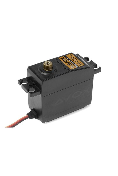 Savox - Servo - SV-0220MG - Digital - High Voltage - DC Motor - Metaal tandwielen