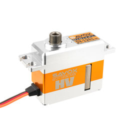 Savöx Savox - Servo - SV-1261MG - Digital - High Voltage - Coreless Motor - Metal Gear