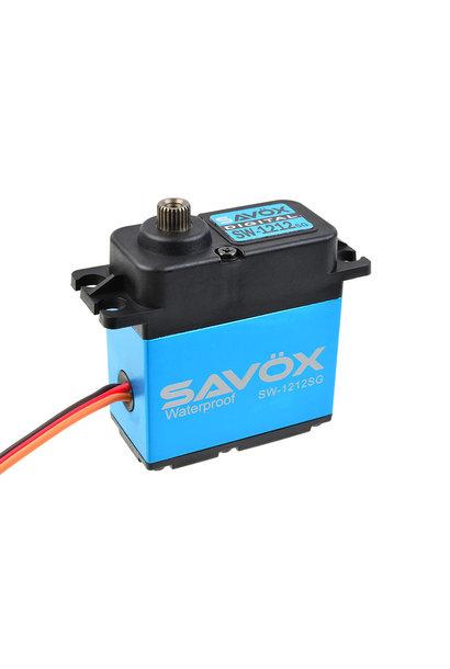 Savox - Servo - SW-1212SG - Digital - Coreless Motor - Waterproof - Steel Gear