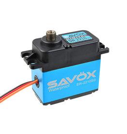 Savöx Savox - Servo - SW-2210SG - Digital - High Voltage - Brushless Motor - Waterproof - Steel Gear