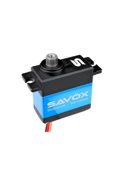 Savox - Servo - SW-1250MG - Digital - Coreless Motor - Waterproof - Metal Gear