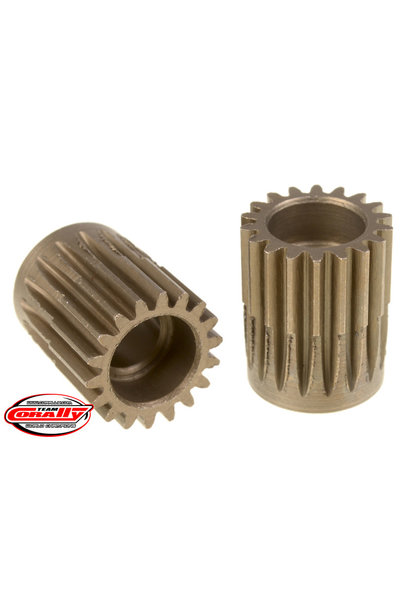 Team Corally - 48 DP Pinion – Short – Hardened Steel – 18 Teeth  - ø5mm