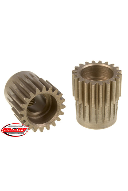 Team Corally - 48 DP Pinion – Short – Hardened Steel – 20 Teeth  - ø5mm