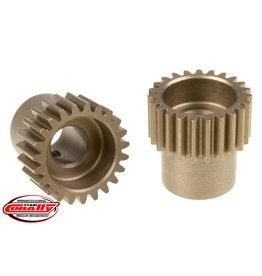 Team Corally Team Corally - 48 DP Pinion – Short – Hardened Steel – 23 Teeth  - ø5mm