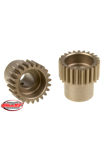 Team Corally - 48 DP Pinion – Short – Hardened Steel – 23 Teeth  - ø5mm