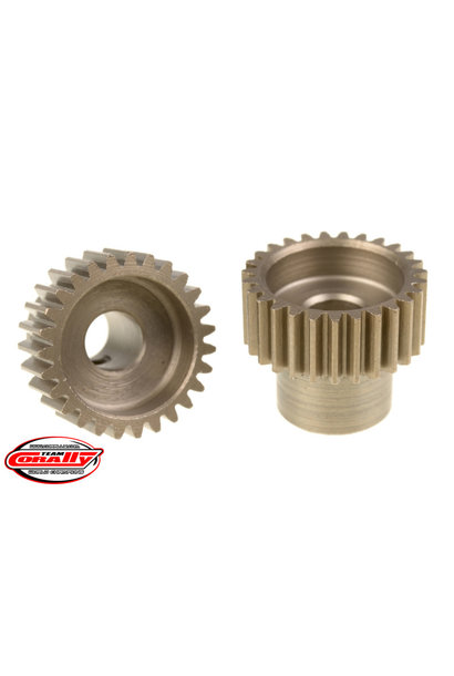 Team Corally - 48 DP Pinion – Short – Hardened Steel – 27 Teeth  - ø5mm