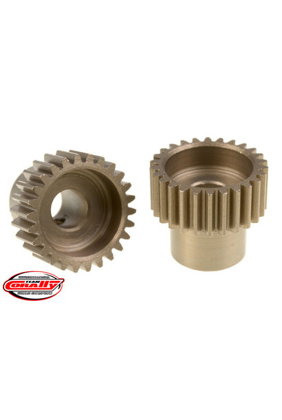 Team Corally - 48 DP Pinion – Short – Hardened Steel – 26 Teeth  - ø5mm