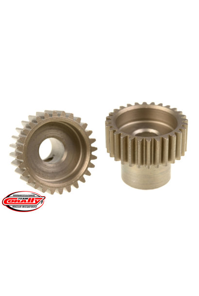 Team Corally - 48 DP Pinion – Short – Hardened Steel – 28 Teeth  - ø5mm