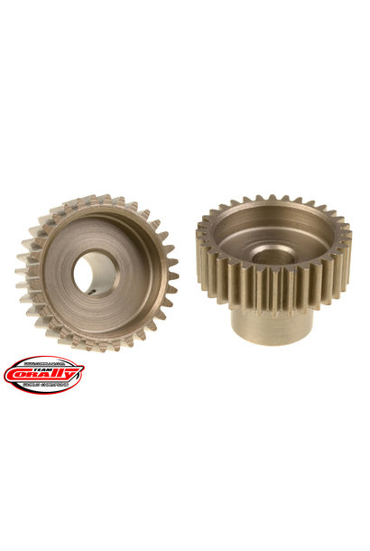 Team Corally - 48 DP Pinion – Short – Hardened Steel – 32 Teeth  - ø5mm