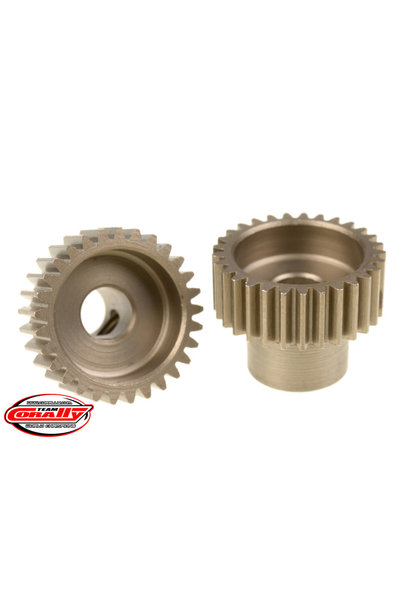 Team Corally - 48 DP Pinion – Short – Hardened Steel – 29 Teeth  - ø5mm