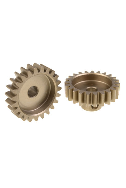 Team Corally - M1.0 Pinion – Short – Hardened Steel - 23 Teeth - ø5mm