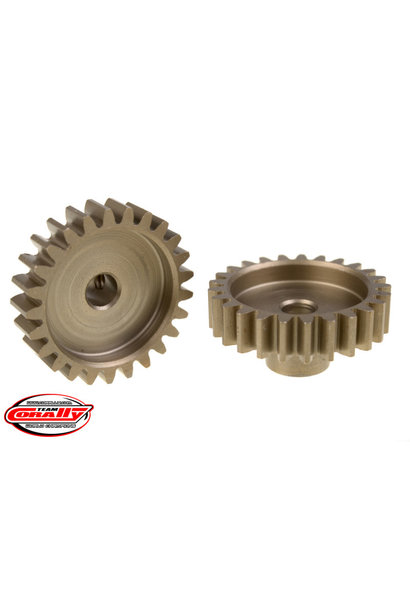 Team Corally - M1.0 Pinion – Short – Hardened Steel - 25 Teeth - ø5mm