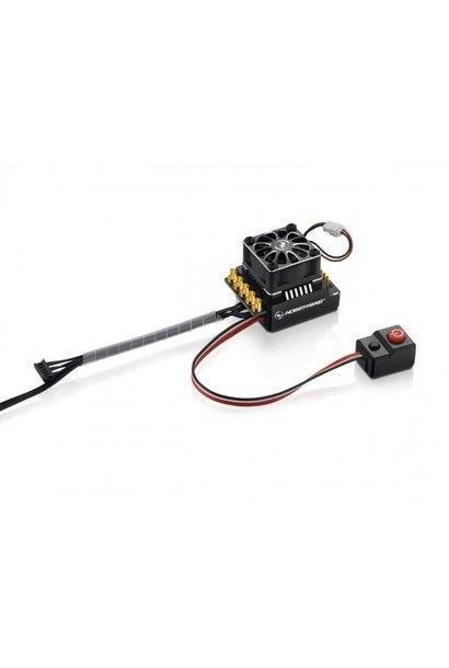 Hobbywing XeRun XR10 Pro-EXT SW-Black, 160A