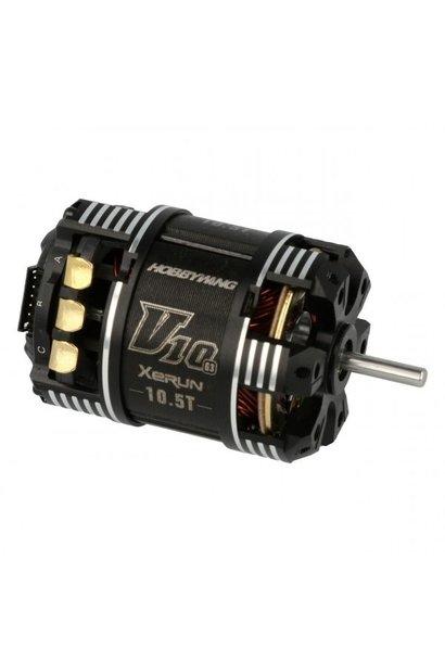 Hobbywing XeRun V10 10.5T Black G3, 4500kv