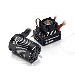 Hobbywing Hobbywing EzRun Combo MAX10 3652SL, 5400kv, 1/10 Waterproof, HW38010205