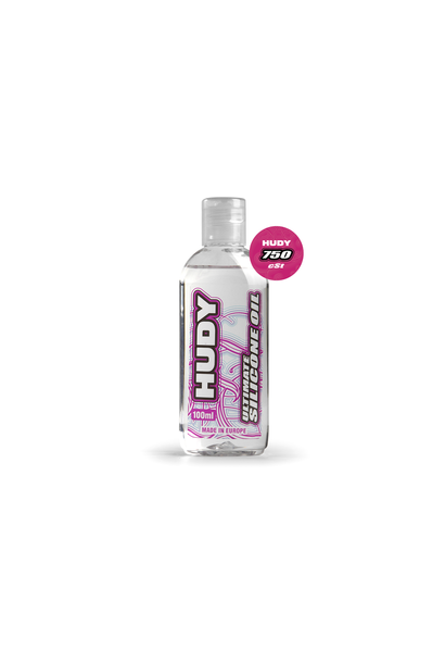 HUDY ULTIMATE SILICONE OIL 750 cSt - 100ML, H106376