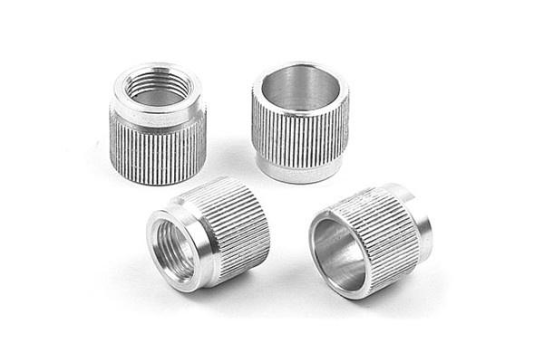 Alu Nut For 1:8 Off-Rod System (4), H108860-2