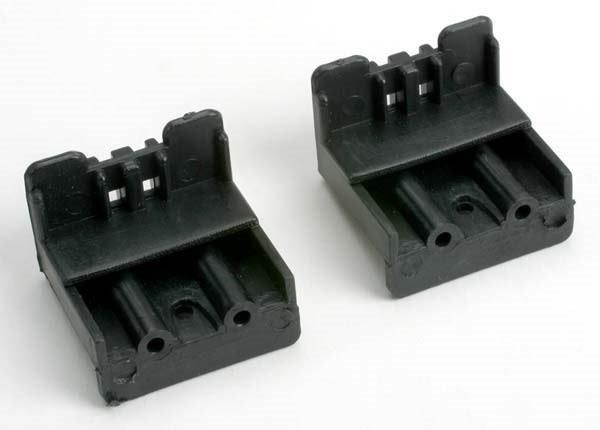 Battery stay brackets (2), TRX1225-2