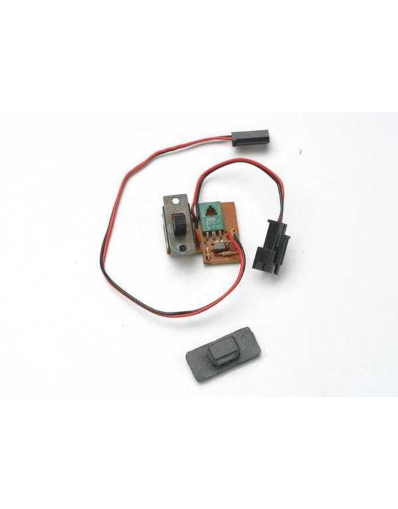 Traxxas Bec & Switch Cover